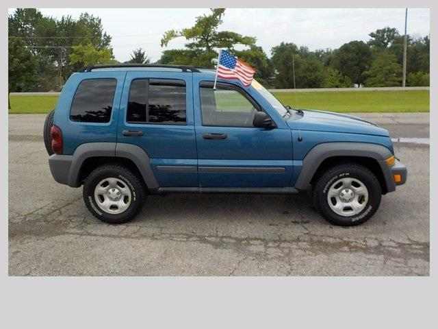 2006 Jeep Liberty Sport 4dr SUV 4WD - Lakeview OH