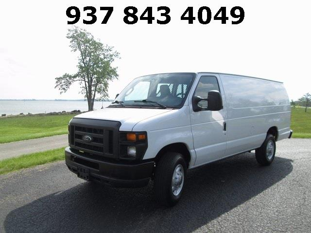 2012 Ford E-Series Cargo E-350 SD 3dr Extended Cargo Van - Lakeview OH