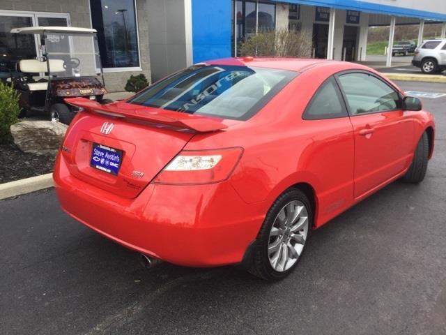 2011 Honda Civic Si 2dr Coupe w/Navi - Lakeview OH
