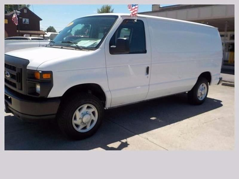 2011 Ford E-Series Cargo E-150 3dr Cargo Van - Lakeview OH