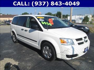 2009 Dodge Grand Caravan for sale in Lakeview, OH