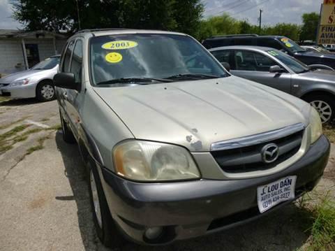 2003 Mazda Tribute for sale in San Antonio, TX