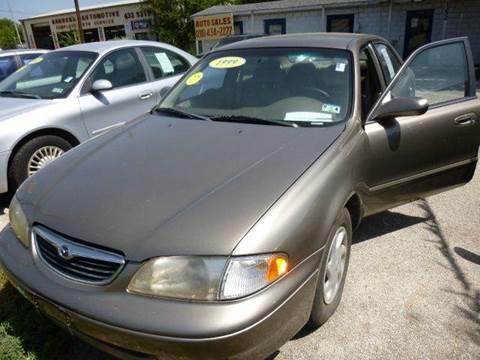 1999 Mazda 626 for sale in San Antonio, TX