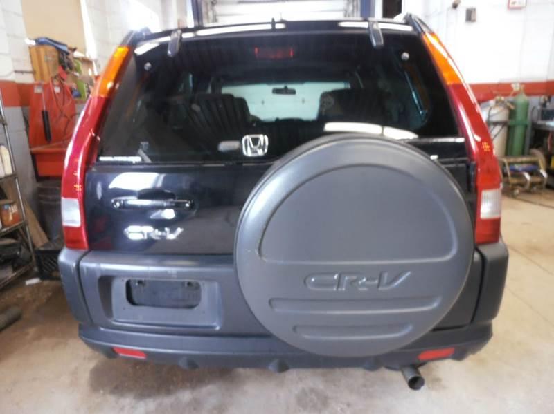 2004 Honda CR-V AWD EX 4dr SUV - Milwaukee WI