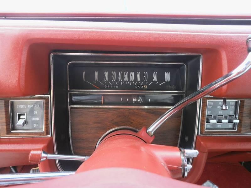 1976 Cadillac Eldorado  - Milwaukee WI