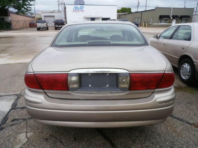 2002 Buick LeSabre Custom 4dr Sedan - Milwaukee WI