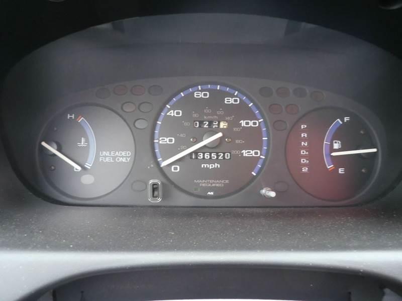 1997 Honda Civic DX 4dr Sedan - Milwaukee WI