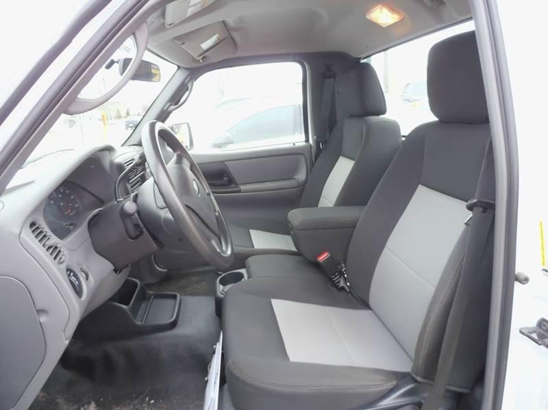 2011 Ford Ranger 4x2 XL 2dr Regular Cab SB - Milwaukee WI