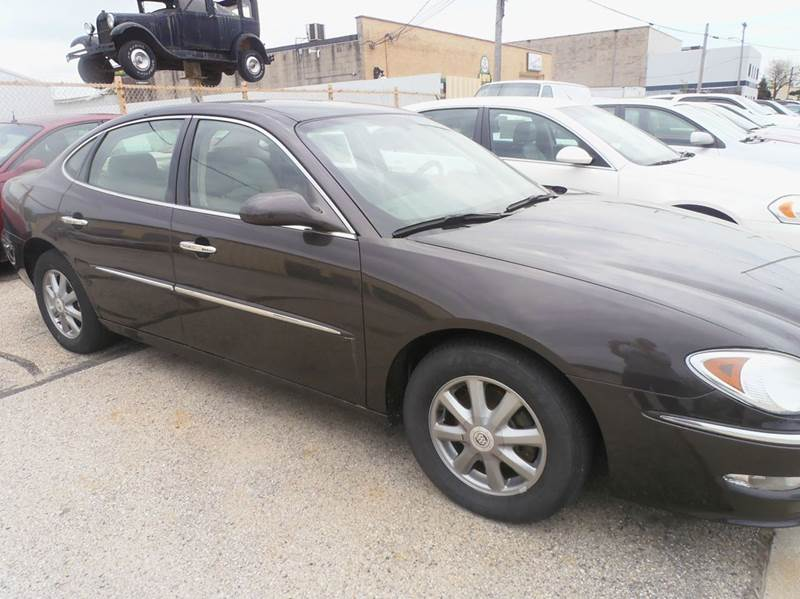 2008 Buick LaCrosse CXL 4dr Sedan - Milwaukee WI