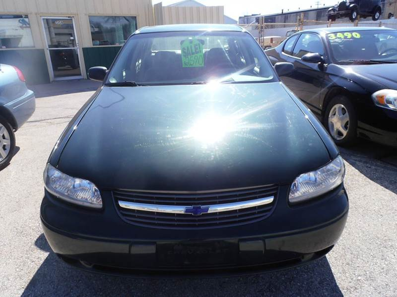 2002 Chevrolet Malibu 4dr Sedan - Milwaukee WI