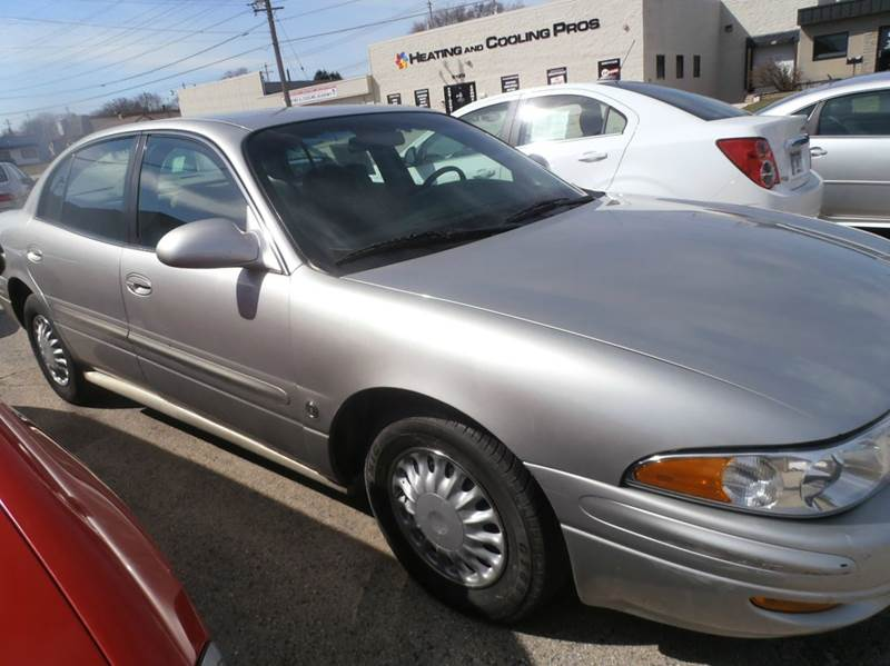 2004 Buick LeSabre Custom 4dr Sedan - Milwaukee WI