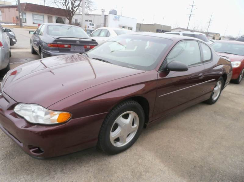 2003 Chevrolet Monte Carlo SS 2dr Coupe - Milwaukee WI