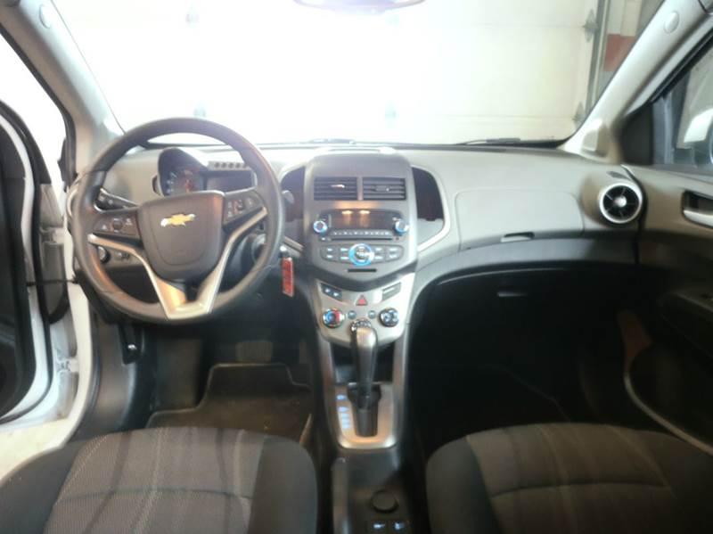 2015 Chevrolet Sonic LT Auto 4dr Sedan - Milwaukee WI