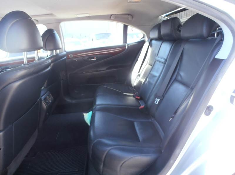 2007 Lexus LS 460 L 4dr Sedan - Milwaukee WI