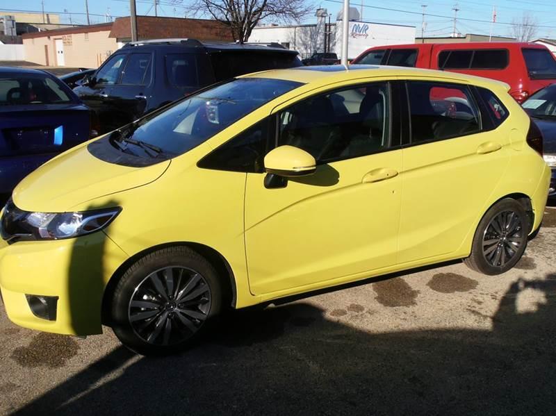 2015 Honda Fit EX-L 4dr Hatchback w/Navi - Milwaukee WI