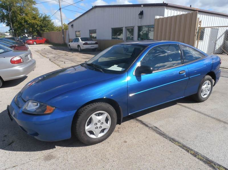 2004 chevrolet cavalier for sale in milwaukee wi. Black Bedroom Furniture Sets. Home Design Ideas