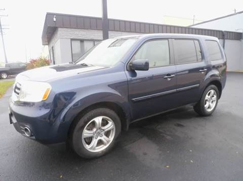 2013 Honda Pilot for sale in Milwaukee, WI