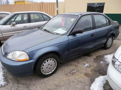 1997 Honda Civic for sale in Milwaukee, WI