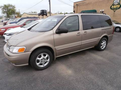 2001 Oldsmobile Silhouette for sale in Milwaukee, WI