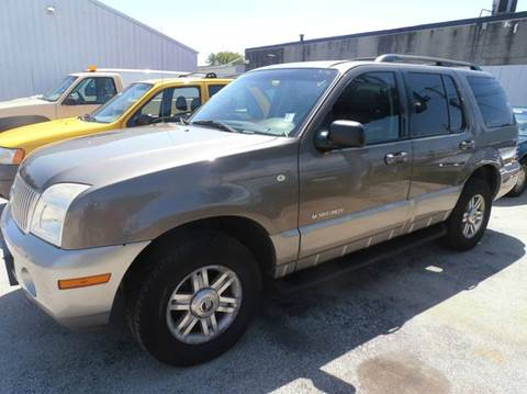 2002 Mercury Mountaineer for sale in Milwaukee, WI