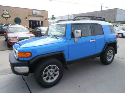 2008 Toyota FJ Cruiser for sale in Milwaukee, WI