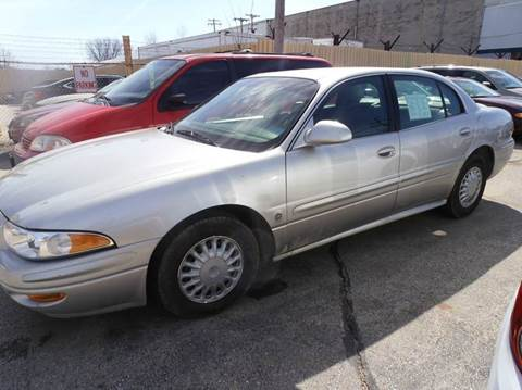 2004 buick lesabre for sale in wisconsin. Black Bedroom Furniture Sets. Home Design Ideas