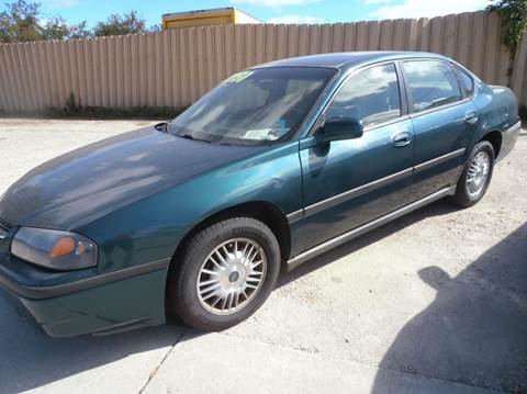 2001 Chevrolet Impala for sale in Milwaukee, WI