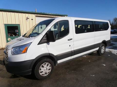 792428b117 2018 Ford Transit Passenger for sale in Milwaukee