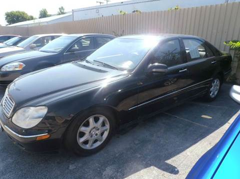 2002 Mercedes-Benz S-Class for sale in Milwaukee, WI