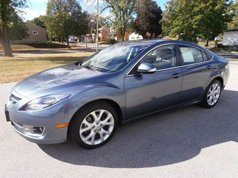 2013 Mazda MAZDA6 for sale in Milwaukee, WI