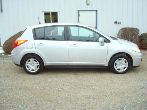 2010 Nissan Versa for sale in York, ME