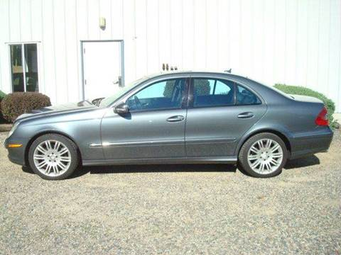 2008 Mercedes-Benz E-Class for sale in York, ME