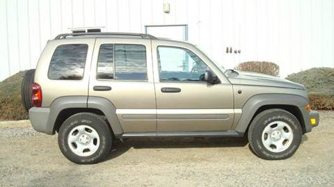2007 Jeep Liberty for sale in York, ME