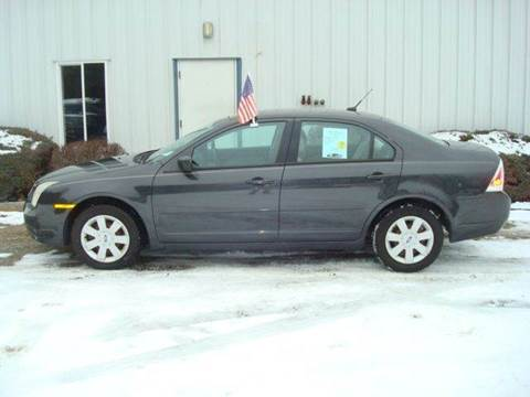 2007 Ford Fusion for sale in York, ME