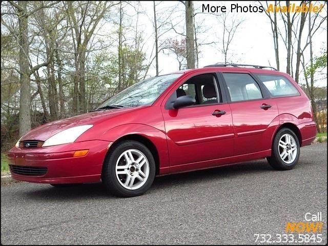 2001 Ford Focus