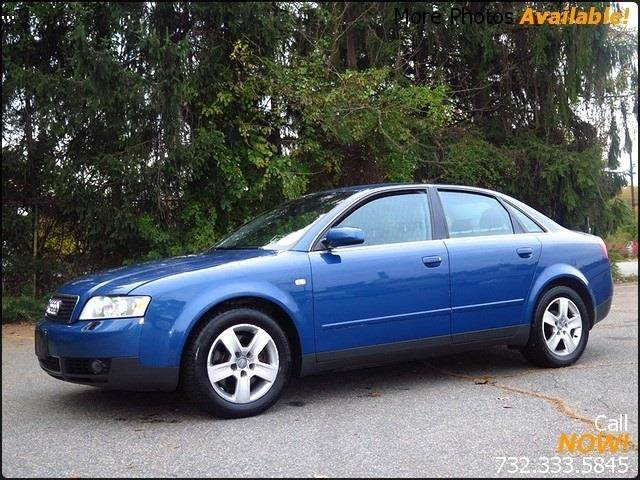 2003 audi a4 3 0 quattro awd 4dr sedan in east brunswick. Black Bedroom Furniture Sets. Home Design Ideas