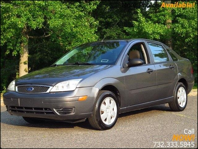 2007 ford focus zx4 se 4dr sedan in east brunswick nj m2. Black Bedroom Furniture Sets. Home Design Ideas