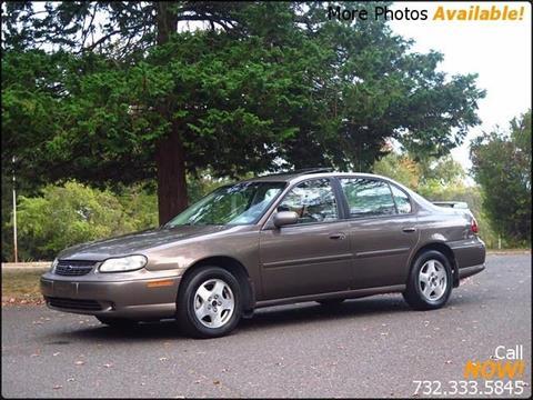 2002 Chevrolet Malibu for sale in East Brunswick, NJ
