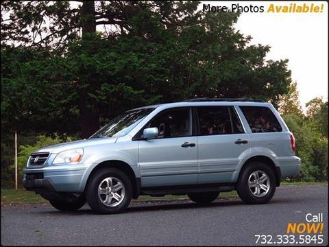 2003 Honda Pilot for sale in East Brunswick, NJ