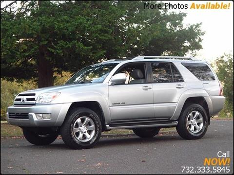 2003 Toyota 4Runner for sale in East Brunswick, NJ