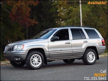 2002 Jeep Grand Cherokee for sale in East Brunswick, NJ