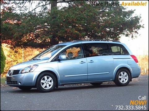 2004 Nissan Quest for sale in East Brunswick, NJ