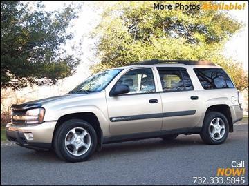 2004 Chevrolet TrailBlazer EXT for sale in East Brunswick, NJ