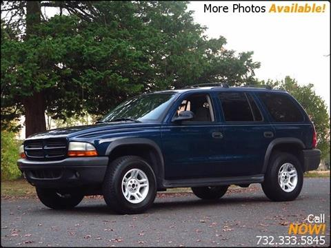 2003 Dodge Durango for sale in East Brunswick, NJ