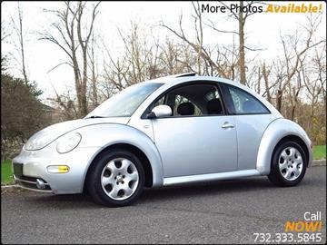 2002 Volkswagen New Beetle for sale in East Brunswick, NJ