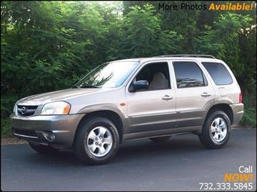 2001 Mazda Tribute for sale in East Brunswick, NJ