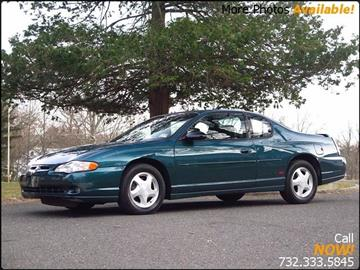 2000 Chevrolet Monte Carlo for sale in East Brunswick, NJ