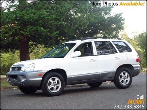 2003 Hyundai Santa Fe for sale in East Brunswick, NJ