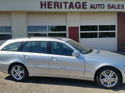 2005 Mercedes-Benz E-Class for sale in Waterbury, CT