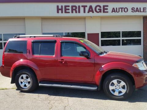 2008 Nissan Pathfinder for sale in Waterbury, CT